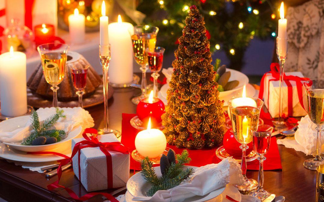 Weihnachtsbuffet – 1. Zeit