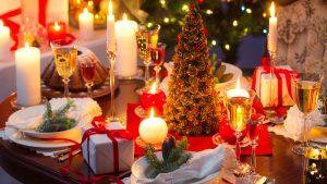 Weihnachtsbuffet - 3. Zeit